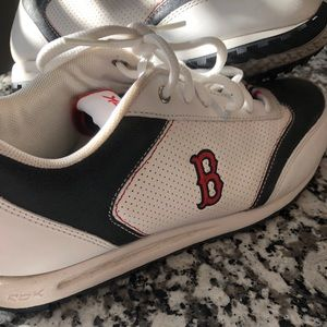 Reebok MLB Red Sox Sneakers